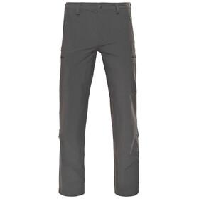 The North Face Exploration - Pantalones de Trekking Hombre - Long gris